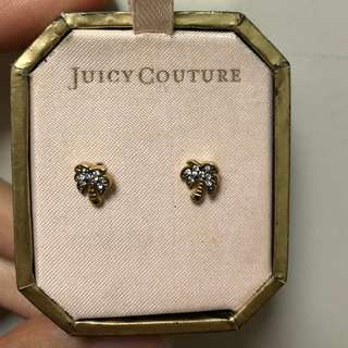 Juicy Couture palm tree earrings 耳環