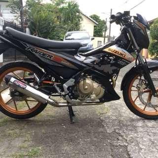 Suzuki raider 150 model 207
