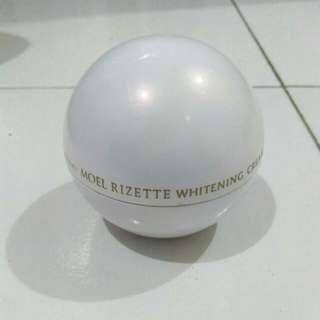 Moel Rizette Whitening Cream Asli