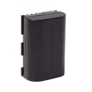 Canon LP-E6 battery (3rd party)