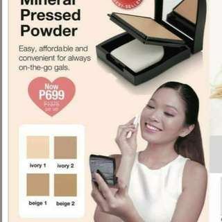 Mary may on the go mineral pressed powder