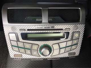 Myvi Bluetooth USB CD player Radio