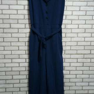 Jumsuit navy
