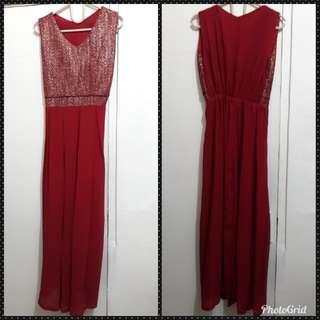 Dress Red Blink