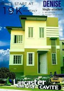 Affordable single attached house and lor