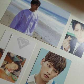 SF9 SEVENTEEN PHOTOCARDS