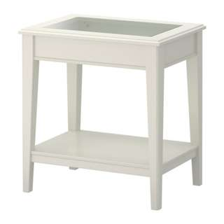 IKEA LIATORP side table incl delivery & assembly