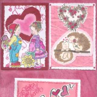 Handmade cards for loved ones