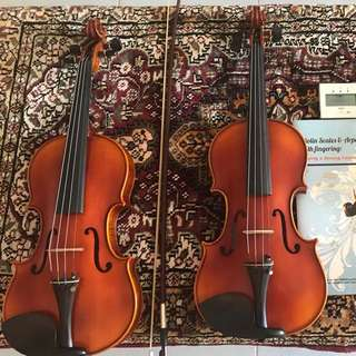 Morgan Violin