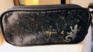 Agnes B x Cathay Pacific Travel Toiletry Bag