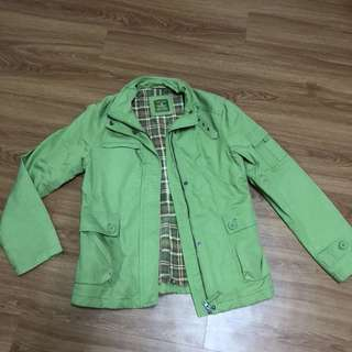 Green Winter / Thick Jacket