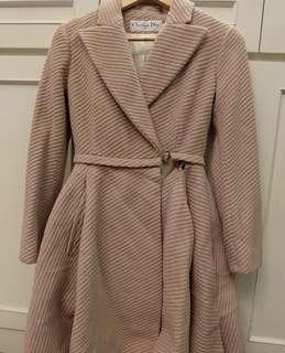 coat dior authentic