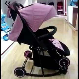 Baby stroller/rocker