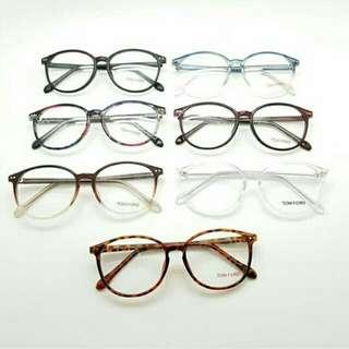 Kacamata gaya berlensa minus, silinder/ antiradiasi