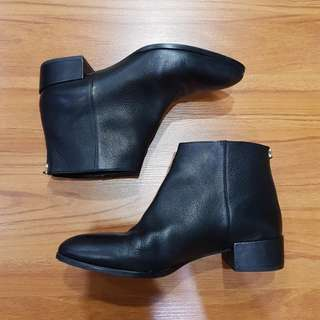 H&M Genuine Leather Boots