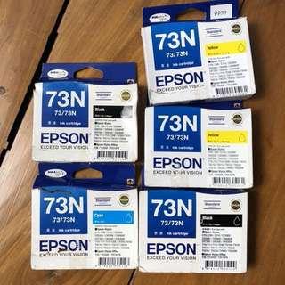 Epson Ink printer Cartridges bargain package!