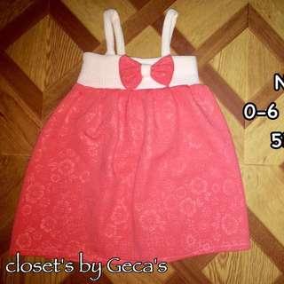 Baby Ribbon Dress