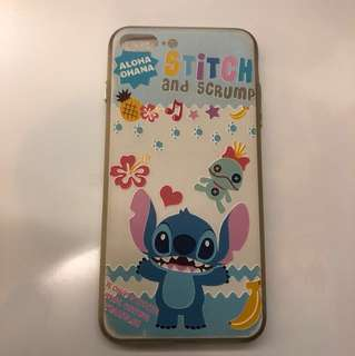 100% new stitch iphone 7 plus/7s plus case