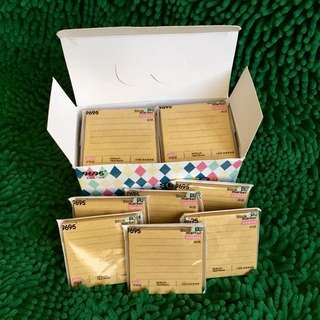 Sticky Memo (20pcs/1 Box)