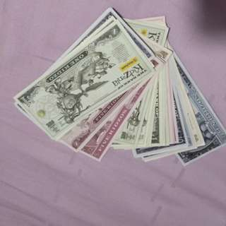 Kidzos (kidzania money(