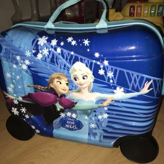 Frozen Kids Luggage