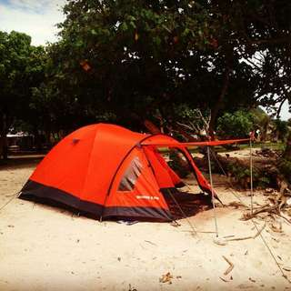 Tenda Eiger - Olivine 2 person