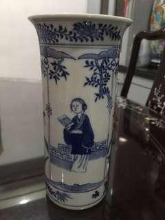 Porcelain vase - Qing dynasty