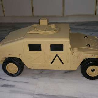 21st century toy rc humvee 1/6 scale ultimate soldier