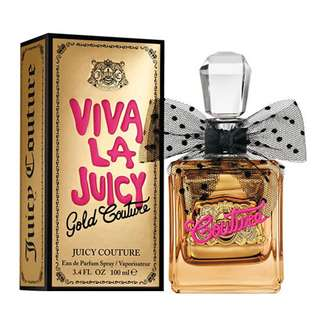 Juicy Couture Viva La Juicy Gold Couture EDP for Women (100ml/Tester)
