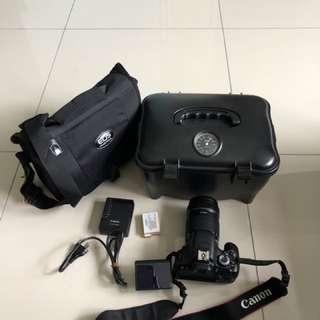Canon EDS 600D
