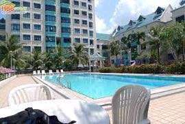 Condo room for rent at central region