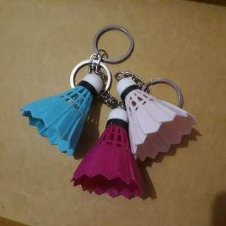 Badminton Keychain 3 for P50