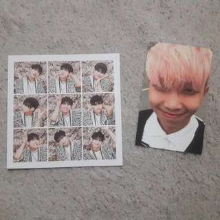 BTS original pc (include postage)