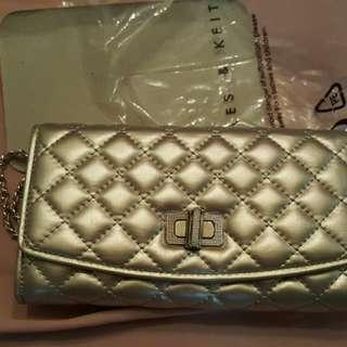 Charles & Keith sling wallet