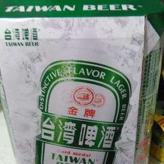 啤酒 🍻 4 瓶