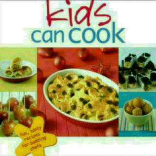 Kids Can Cook   : Fun, Tasty Recipes for Budding Chefs  Jernnine Pang  Marshall Cavendish Cuisine,  Cookbooks - 113 pages    Each recipe in this cookbook tells you exactly what ingredients and cooking tools you need,   Pick Up Hougang Buangkok Mrt