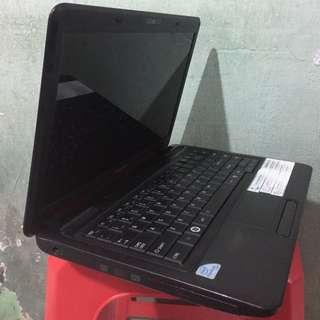 LAPTOP TOSHIBA C640 Intel Pentium 14inch MURAH MERIAH MASIH OK
