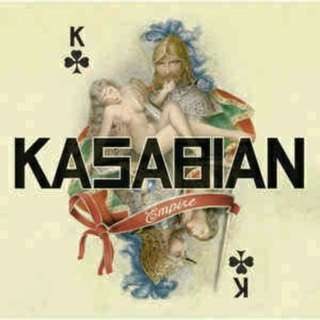 arthcd KASABIAN Empire CD