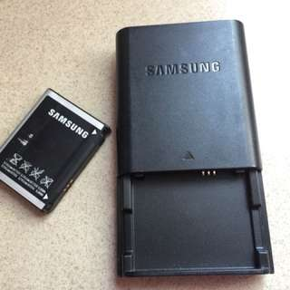 Samsung Nexus spare battery charger