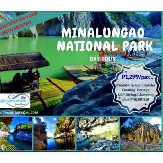 Minalungao National Park