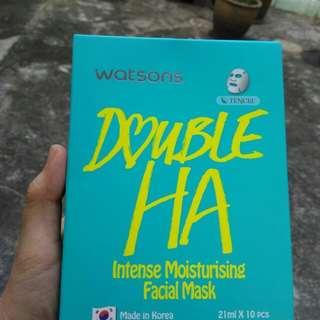 Watson Facial Mask