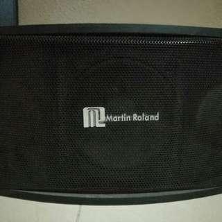Martin roland karaoke speaker
