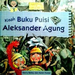 Buku cerita alexander