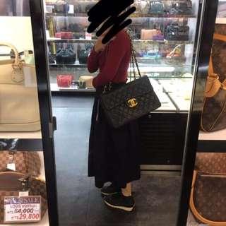 Vintage Chanel Jumbo Flap