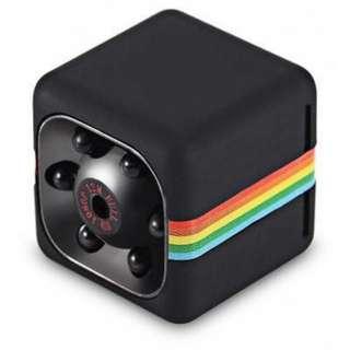 SQ11 Mini Camera 1080P HD DVR - BLACK