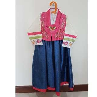 Korean Traditional Dress from Korea @ SG $100+