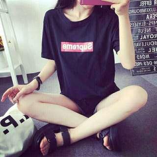 Supreme Tshirt (Black)