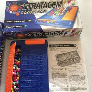 Stratagems (Mastermind)