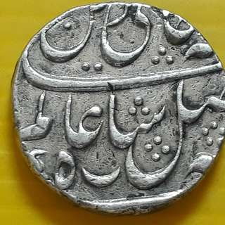 BENGAL PRESIDENCY , EAST INDIA COMPANY , BRITISH INDIA - Silver Rupee - 11.0 Grams