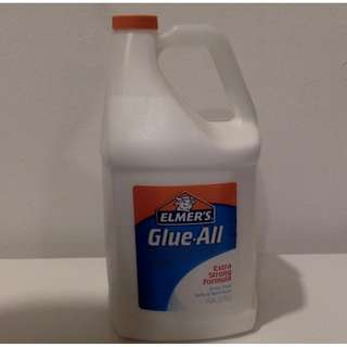 Elmers glue (perfect for slime) 1 GAL (3.78L) new and sealed